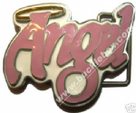 ANGEL Belt Buckle + display stand